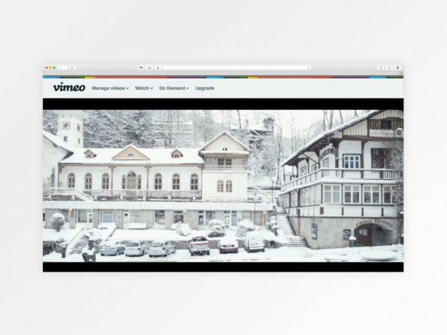 Film promujący Pieniny – Szczawnica
